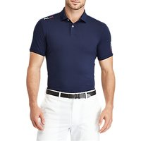 Polo Golf by Ralph Lauren Lightweight Airflow Polo Shirt, French Navy