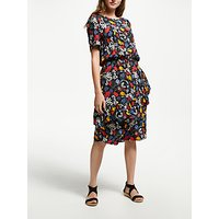 Just Female Ines Flower Party Dress, Multi