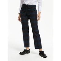 PAUL SMITH   PS Paul Smith Classic Checked Trouser, Blue   Goxip