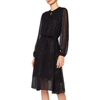 PS Paul Smith Metallica Polka Dress, Black
