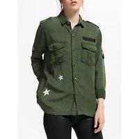 Rails Kato Jacket, Military Green