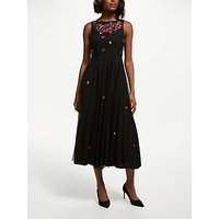 Bruce by Bruce Oldfield Embellished Dress, Black