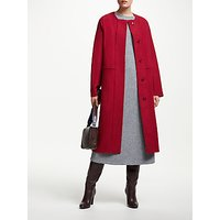 John Lewis & Partners Wool Blend Coatigan