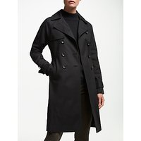John Lewis and Partners Long Trench Coat