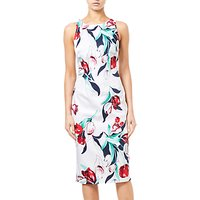 Adrianna Papell Dynasty Floral Pencil Dress, Multi