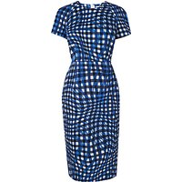 L.K.Bennett Kaleigh Dress, Blue/Multi