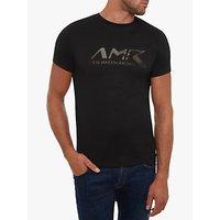 Hackett London Aston Martin Racing T-Shirt, Black