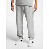 adidas Essentials Tracksuit Bottoms, Mid Grey