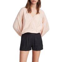 AllSaints Obel Shorts, Ink Blue