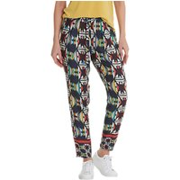 Betty Barclay Graphic Print Trousers, Multi