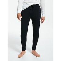 Polo Ralph Lauren Waffle Pyjama Pants, Black