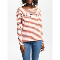 Boden Make A Statement Breton Top, Tres Groovy