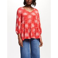 Boden Willow Top, Red