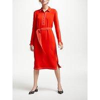 Boden Scarlett Shirt Dress, Post Box Red