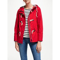 Boden Whitby Waterproof Jacket, Post Box Red