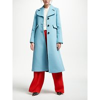 Boden Farleigh Coat, Heritage Blue