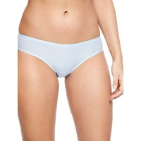 Chantelle Soft Stretch Bikini Briefs, Pale Blue