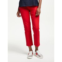 Boden Richmond 7/8 Trousers, Poinsettia