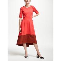 Boden Wren Ponte Midi Dress