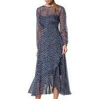 L.K.Bennett Beya Dress, Blue Multi