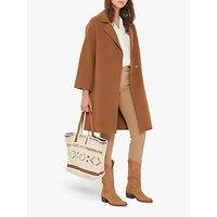 Gerard Darel Marilou Wool Coat, Camel