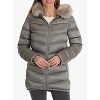 Betty Barclay Quilted Jacket, Silver Stone