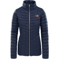 The North Face Thermoball Full Zip Women's Jacket, Navy/Metallic Copper