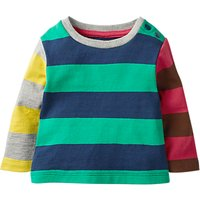 Mini Boden Baby Hotchpotch T-Shirt, Multi
