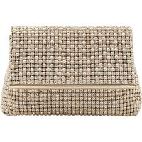 Dune Everlina Diamante Embellished Clutch Bag