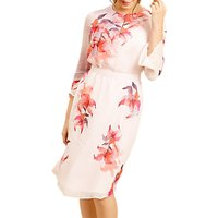 Fenn Wright Manson Petite Amaryllis Dress, Pink