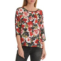 Betty Barclay Floral Print Blouse, Varicolored
