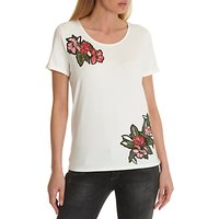 Betty Barclay Floral T-Shirt, Star White