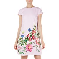 Ted Baker Gemma Swing Dress, Pink