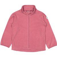 Polarn O. Pyret Baby's Zip Fleece, Pink