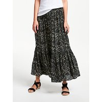 Stella Forest Elie Maxi Skirt, Forest