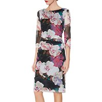 Gina Bacconi Remi Floral Dress, Multi