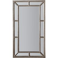 Allen Rectangular Mirror, Pewter