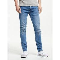 Edwin Slim Tapered Drop Crotch Jeans, Pacific Wash
