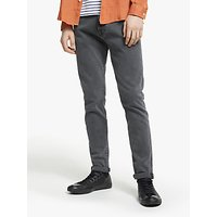 shop for Edwin ED-85 Slim Tapered Drop Crotch Jeans, Bristol Wash at Shopo