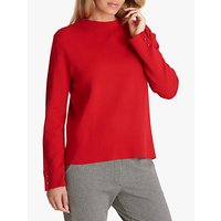 Betty Barclay Crew Neck Sweater, Tango Red