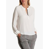 Betty Barclay Crepe Blouse, Star White