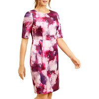 Fenn Wright Petite Manson Maggy Dress, Pink