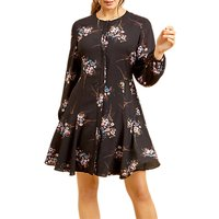 Fenn Wright Manson Petite Beth Dress, Black