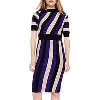 shop for Damsel in a Dress Nadine Stripe Knitted Dress, Multi at Shopo