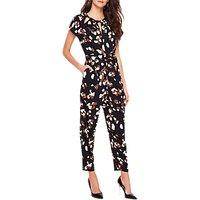 Damsel in a Dress Alanis Petal Print Jumpsuit, Multi