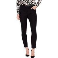 Damsel in a Dress Abbey Slim Fit Trousers, Black