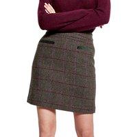 Joules Tweed Skirt