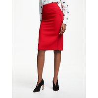 Boden Winsford Pencil Skirt, Red