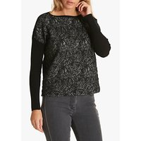 Betty Barclay Embellished Top, Black