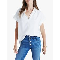 Madewell Central Shirt, Pure White